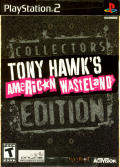 Tony Hawk's American Wasteland (Collector's Edition) PlayStation 2 Front Cover