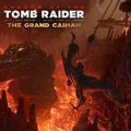 Shadow of the Tomb Raider: The Grand Caiman PlayStation 4 Front Cover