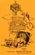 Golden Mountain Apple II Front Cover