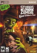 Stubbs the Zombie in Rebel Without a Pulse Windows Front Cover