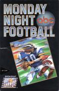 ABC Monday Night Football Commodore 64 Front Cover