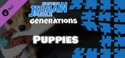 Super Jigsaw Puzzle: Generations - Puppies Windows Front Cover