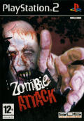 Zombie Attack PlayStation 2 Front Cover
