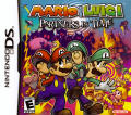 Mario & Luigi: Partners in Time Nintendo DS Front Cover