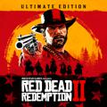 Red Dead Redemption II (Ultimate Edition) PlayStation 4 Front Cover