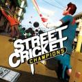 Street Cricket Champions PSP Front Cover