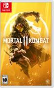 Mortal Kombat 11 Nintendo Switch Front Cover