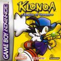 Klonoa: Empire of Dreams Game Boy Advance Front Cover