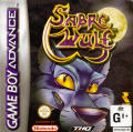 Sabre Wulf Game Boy Advance Front Cover