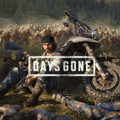 Days Gone PlayStation 4 Front Cover