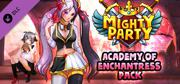 Mighty Party: Academy of Enchantress Pack Windows Front Cover