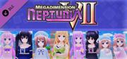 Megadimension Neptunia VII: Nightwear Pack Windows Front Cover