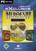 Heroes of Might and Magic IV Complete Windows Front Cover
