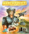 Narco Police Amiga Front Cover