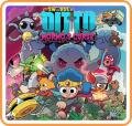 The Swords of Ditto Nintendo Switch Front Cover