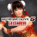 Dead or Alive 5: Last Round - Alluring Mandarin Dress: Leifang PlayStation 4 Front Cover