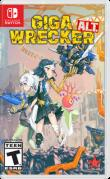 Giga Wrecker Alt. Nintendo Switch Front Cover