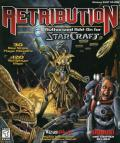Retribution: Authorized Add-On for StarCraft Windows Front Cover