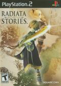 Radiata Stories PlayStation 2 Front Cover