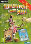 Neighbours from Hell Compilation Windows Front Cover