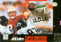 NFL Quarterback Club 96 SNES Front Cover