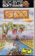 Styx ZX Spectrum Front Cover