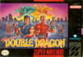 Super Double Dragon SNES Front Cover