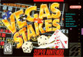 Vegas Stakes SNES Front Cover