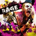 Rage 2 PlayStation 4 Front Cover