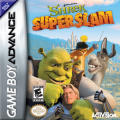 Shrek SuperSlam Game Boy Advance Front Cover
