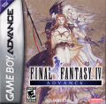 Final Fantasy II Game Boy Advance Front Cover