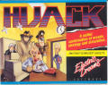 Hijack Amstrad CPC Front Cover