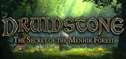 Druidstone: The Secret of the Menhir Forest Windows Front Cover
