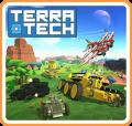 TerraTech Nintendo Switch Front Cover 1st version