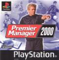 Premier Manager 2000 PlayStation Front Cover