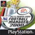 The F.A. Premier League Football Manager 2000 PlayStation Front Cover