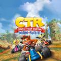 CTR: Crash Team Racing - Nitro-Fueled PlayStation 4 Front Cover