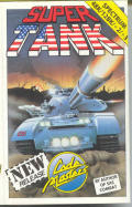 Super Tank Simulator ZX Spectrum Front Cover