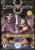 Ultima Online: Age of Shadows Windows Front Cover