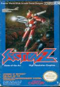Section-Z NES Front Cover