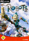 Robots Windows Front Cover