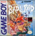 Skate or Die: Bad 'N Rad Game Boy Front Cover