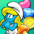 Smurfette's Magic Match Android Front Cover