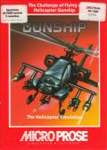 Gunship ZX Spectrum Front Cover