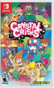 Crystal Crisis Nintendo Switch Front Cover