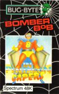 Bomber Bob In Pentagon Capers ZX Spectrum Front Cover