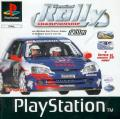 International Rally Championship PlayStation Front Cover