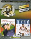 2 in1 Pack - Jack Nicklaus 5 / Daley Thompson's Decathlon Windows Front Cover