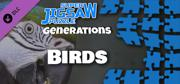 Super Jigsaw Puzzle: Generations - Birds Windows Front Cover