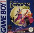 Disney's Darkwing Duck Game Boy Front Cover